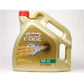 Олива моторна Castrol Edge Titanium FST SuperCar 10W-60 Diezel, Benzin 4 л