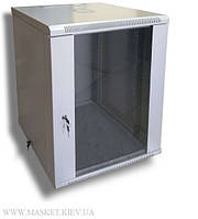 Шкаф Настенный 12U (600x500)
