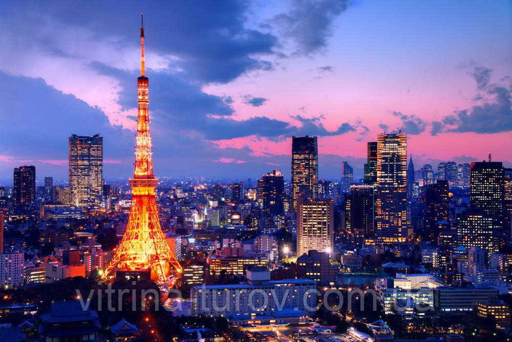 Групповой тур по Японии «Сквозь время и пространство. Японская магия сезонов» на 10 дней / 9 ночей