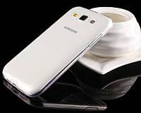 Ультратонкий 0,3 мм чехол для Samsung Galaxy Win Duos I8552 прозрачный