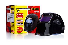 Сварочная маска хамелеон Forte 9000