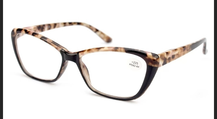 Женские готовые очки  (+1.5)
