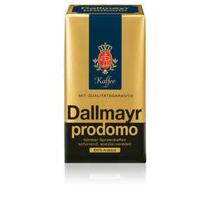 Кофе Dallmayr Prodomo, 500 грамм