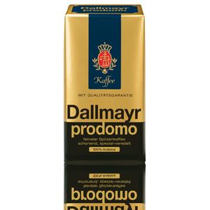 Высокогорный кофе молотый немецкий 100 арабика Dallmayr Prodomo, 500 грамм