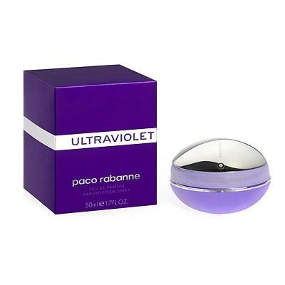 Paco Rabanne Ultraviolet парфюмированная вода 80 ml. (Пако Рабан Ультравиолет)