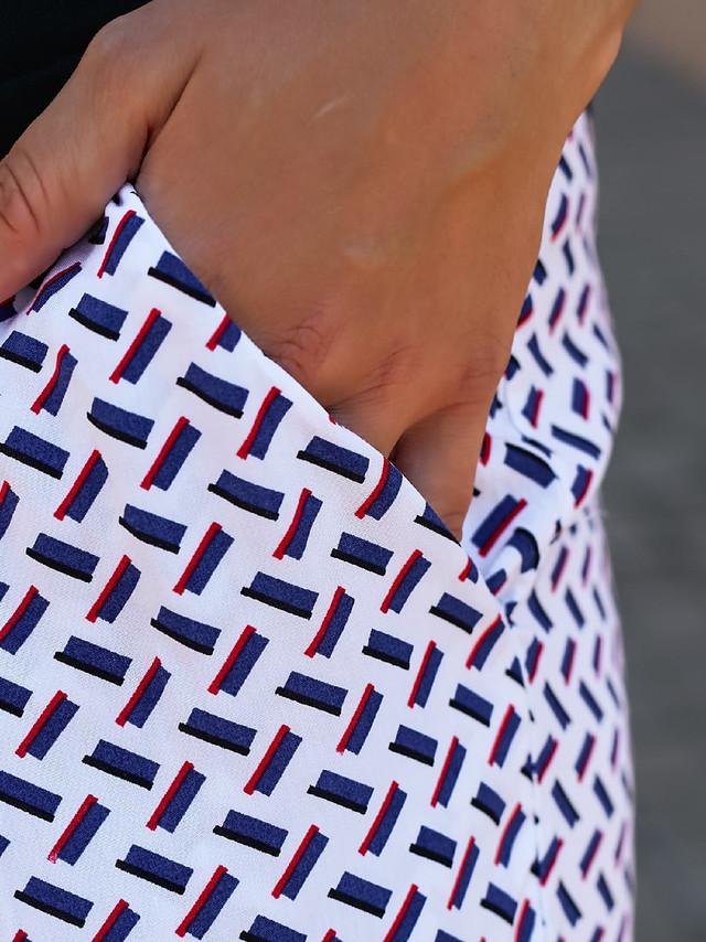 Летние легкие брюки свободного кроя для полных женщин