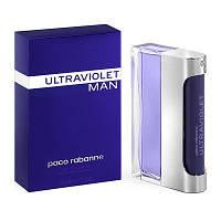 Paco Rabanne Ultraviolet Man туалетная вода 100 ml. (Пако Рабанна Ультравиолет Мен), фото 1