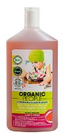 """""""Organic Pеople"""" гель Эко д/мытья всех видов полов 500 мл."""