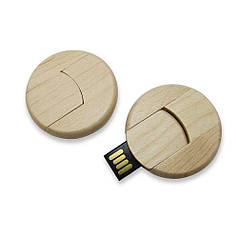 USB флеш-накопитель Wood 0247, 4 гб