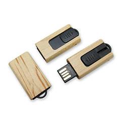 USB флеш-накопитель Wood 0252, 4 гб
