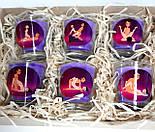 """Набор романтичных свечей """"Камасутра"""" с ароматом лаванды  (большой, 6 свечей) - Свечи для свидания и ночи любви, фото 10"""