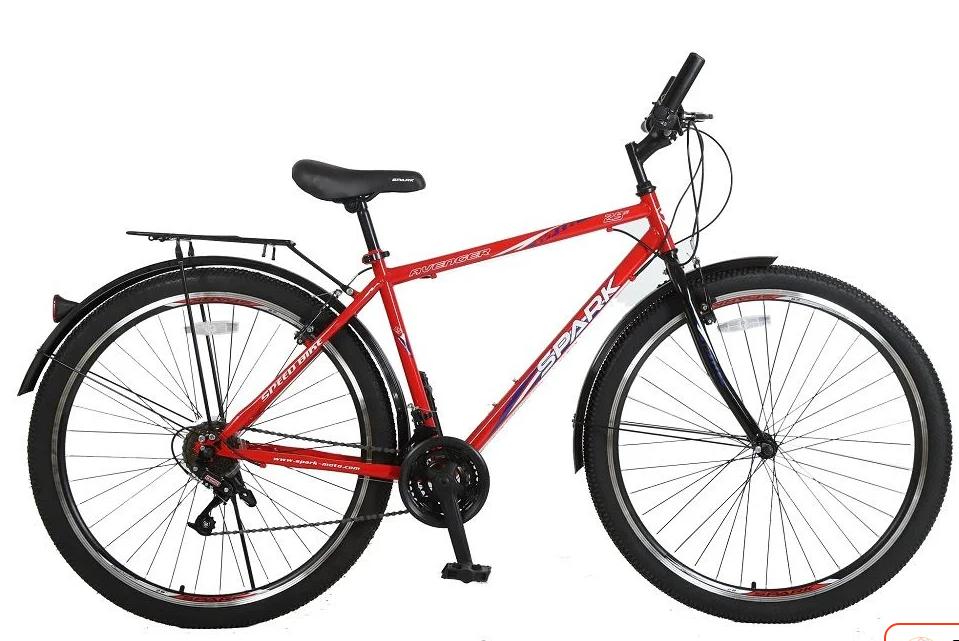 """Велосипед SPARK AVENGER  (колеса 29'', сталева рама 19"""", кольори на вибір) БЕЗКОШТОВНА ДОСТАВКА"""