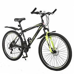 """Велосипед SPARK FIRE (колеса 27,5'', стальная рама 17"""") БЕСПЛАТНАЯ ДОСТАВКА"""