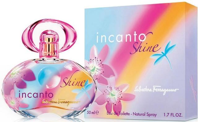 Salvatore Ferragamo Incanto Shine туалетная вода 100 ml. (Сальваторе Феррагамо Инканто Шайн)