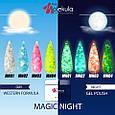 Гель светится в темноте Magic Night Nails Molekula SunFlower, 5мл, фото 2