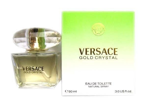 Versace Gold Crystal туалетная вода 90 ml. (Версаче Голд Кристал)