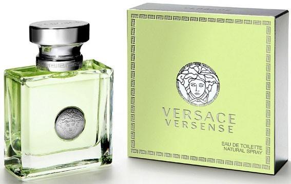 Versace Versense туалетная вода 100 ml. (Версаче Версенс)