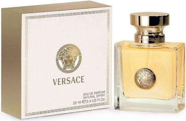 Versace Versace парфюмированная вода 100 ml. (Версаче Версаче)