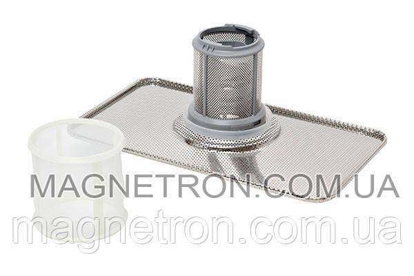 Фильтр (грубой + тонкой) очистки + микрофильтр для посудомоечных машин Bosch 435650, фото 2