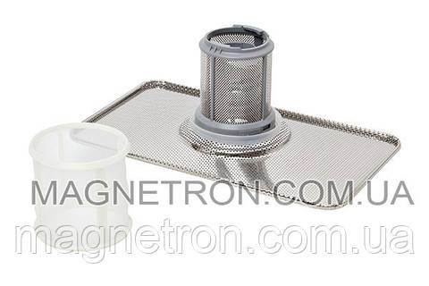Фильтр (грубой + тонкой) очистки + микрофильтр для посудомоечных машин Bosch 435650