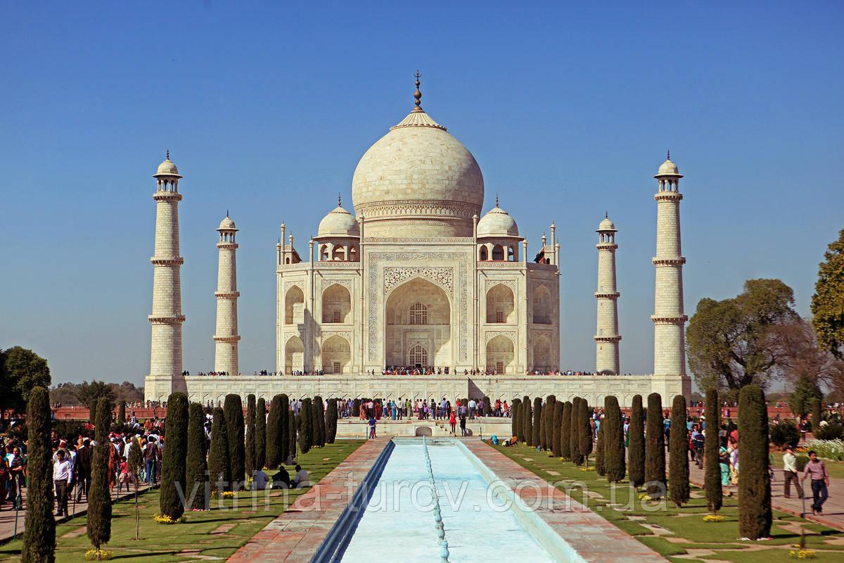 Групповой тур в Индию «Золотой треугольник Индии» на 5 дней