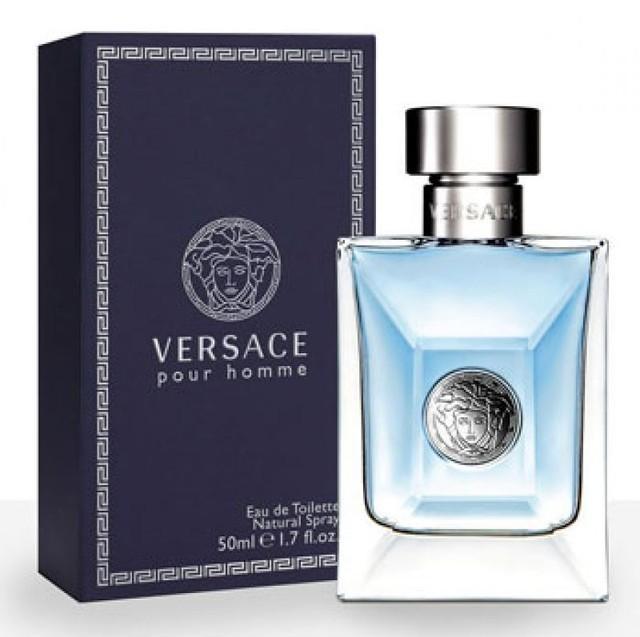 Versace Pour Homme туалетная вода 100 ml. (Версаче Пур Хом)