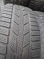 Зимние шины БУ Semperit Speed Grip 195/65/15 протектор 4-5мм пара