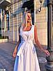 Платье макси из коттона, фото 2