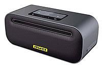 Портативная сенсорная колонка AWEI Y600, мобильная колонка(Bluetooth, AUX, MP3, MIC) черная