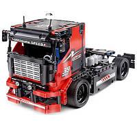 Конструктор грузовик на радиоуправлении Technic The Red Racing Truck 15002