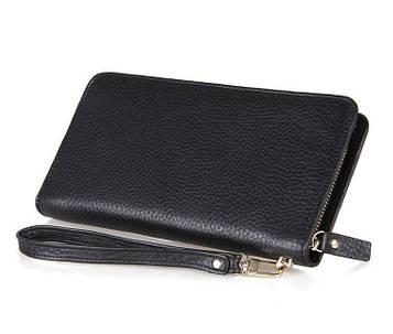 Шкіряне чоловіче портмоне, барсетка, кардхолдер 8068A