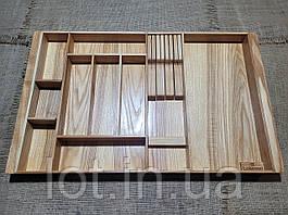 Лоток для столовых приборов PM680-770.400 ясень