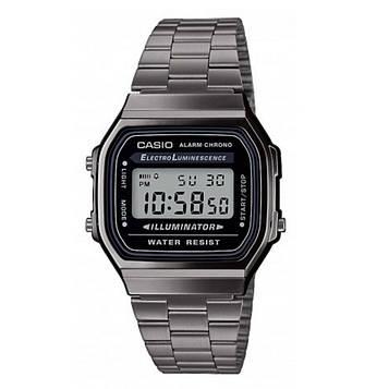 Casio A168WEGG-1AEF All Black