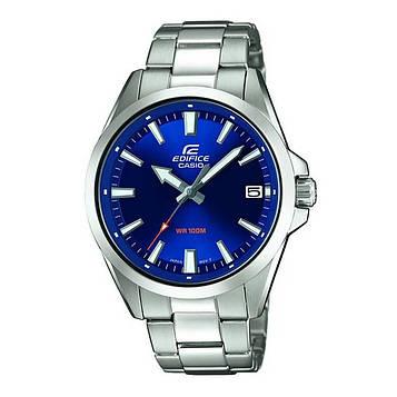 Casio EFV-100D-2AVUEF Silver-Blue
