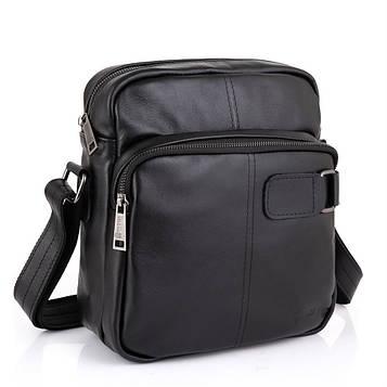 Чоловіча сумка крос-боді з глянсової шкіри GA-6012-3md бренду TARWA