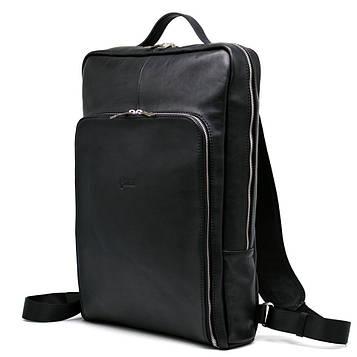 """Кожаный рюкзак TARWA TA-1241-4lx для ноутбука 17"""" дюймов"""