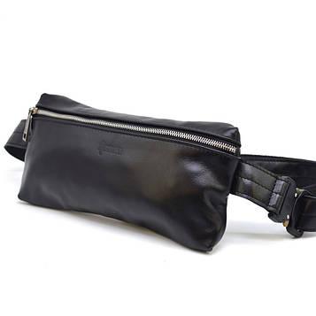 3D шкіряна напоясная сумка з фастексом GA-1818-4lx TARWA