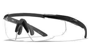 Окуляри Wiley X SABER ADV. Clear Matte Black Frame w/Bag