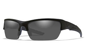 Окуляри Wiley X VALOR Polarized Smoke Grey Matte Black Frame