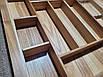 Лоток для столовых приборов PM800-890.400 ясень, фото 4