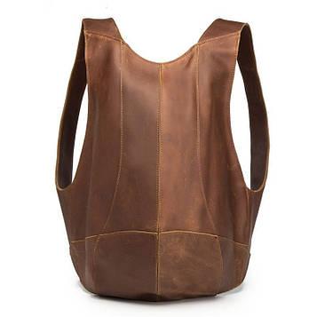 Эксклюзивный кожаный рюкзак bx2108 Bexhill антивор
