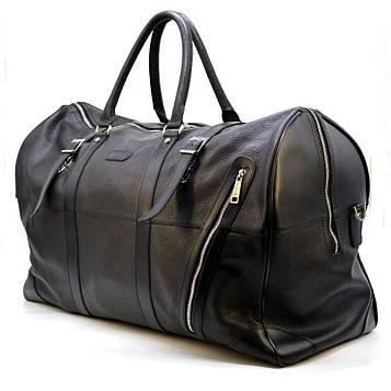 Велика дорожня сумка з натуральної шкіри FA-1633-4lx TARWA