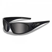 Очки Wiley X ROMER 3 Smoke/Clear Matte Black