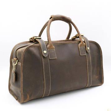 Фирменная дорожная сумка, цвет коричневый, Bexhill bx024