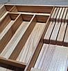 Лоток для столовых приборов P840-930.400 ясень, фото 2