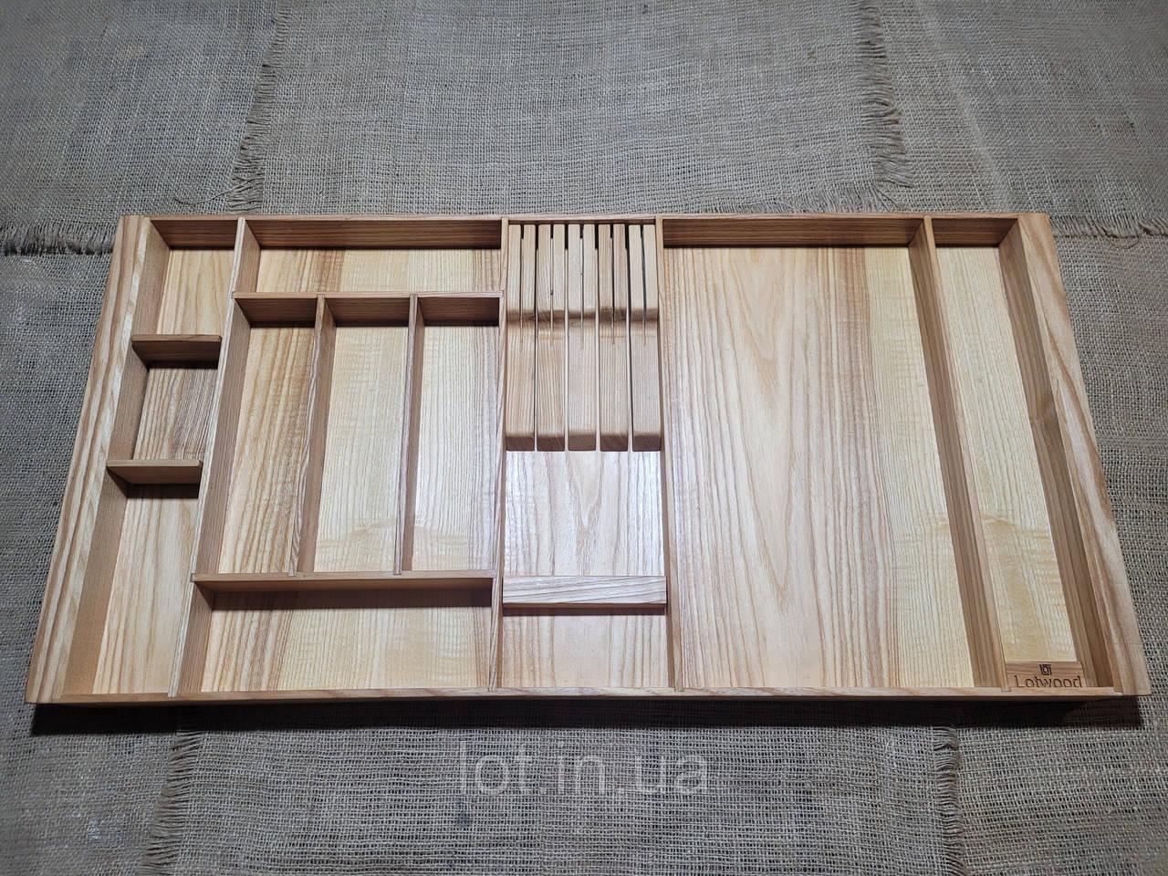 Лоток для столових приладів PM840-930.400 ясен