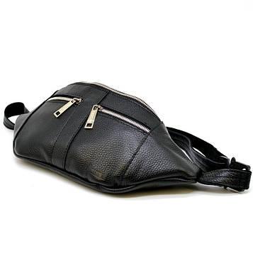 Мужская кожаная сумка на пояс FA-3088-4lx TARWA