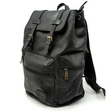 Кожаный городской рюкзак RA-0010-4lx от бренда TARWA