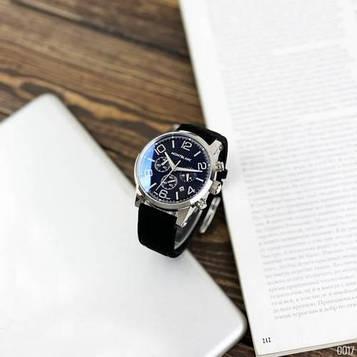 Montblanc TimeWalker Chronograph Black-Silver-Black