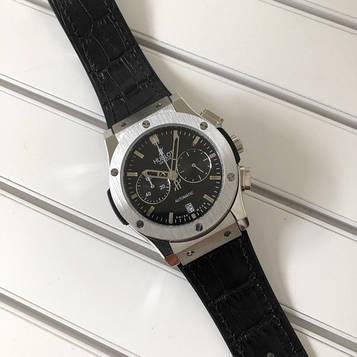 Hublot 5828 Classic Fusion Silver-Black